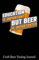 Education Is Important, But Beer Is Importanter
