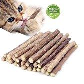 Kattensnacks - [20 stuks ] - Kattenkruid - Matatabi stokjes