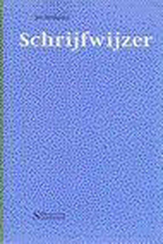 SCHRIJFWIJZER (3E GEHEEL HERZ.DR.) - Renkema  