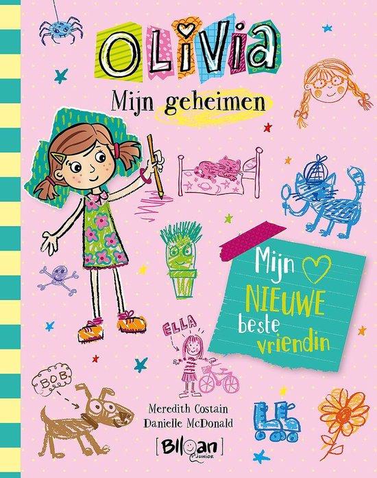 Olivia 1 - Mijn geheimen - Meredith Costain |