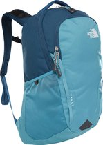 The North Face Vault Dames Rugzak - Storm Blue / Blue Wing Teal
