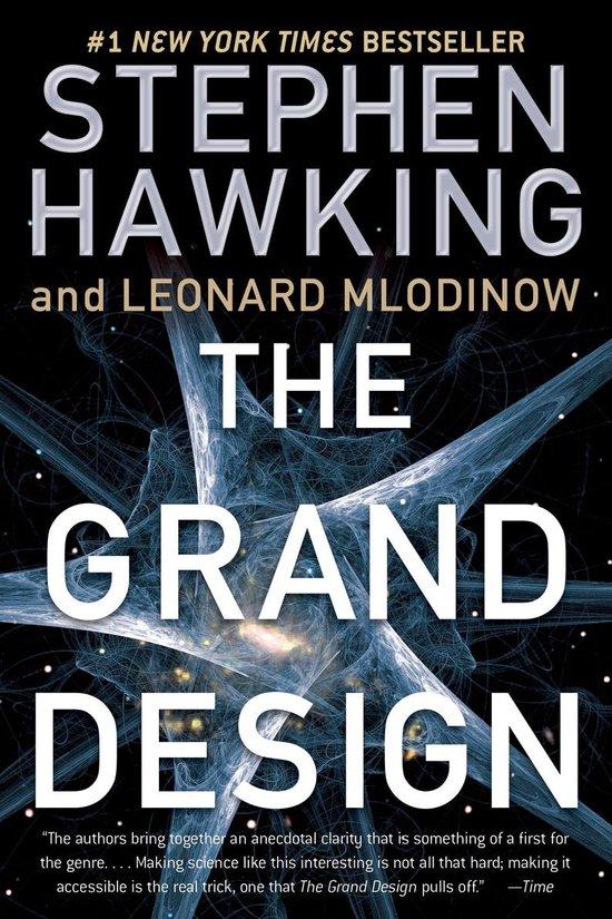 Boek cover The Grand Design van Stephen Hawking (Paperback)