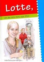 Lotte en de reis met opa wiel