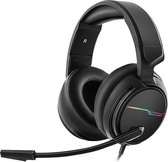 Rampage Comfort 7.1 RGB gaming headset RGW9 - Surround Sound - PC