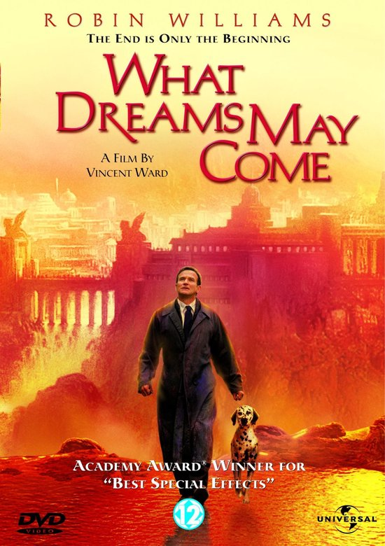 Cover van de film 'What Dreams May Come'