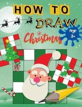 How to Draw CHRISTMAS Age3+