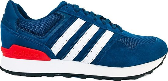 bol.com | Blauwe adidas Sneakers 10K