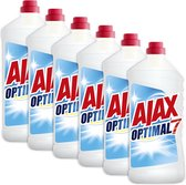 Ajax Optimal7 Fris allesreiniger 6 x 1.25L