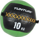 Tunturi Wall Ball - Medicine ball - Crossfit ball - 10kg - Groen