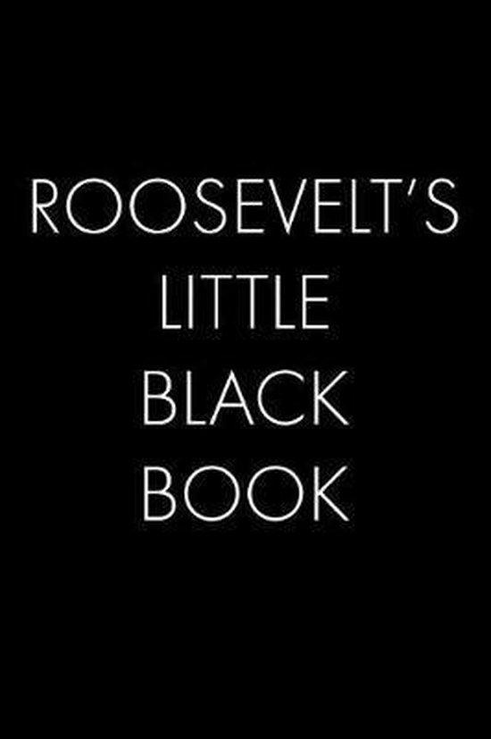 Roosevelt's Little Black Book