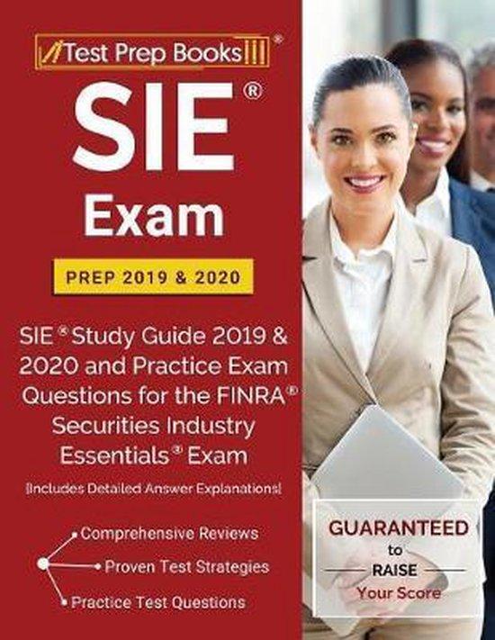 SIE Exam Prep 2019 & 2020