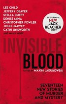 Omslag Invisible Blood