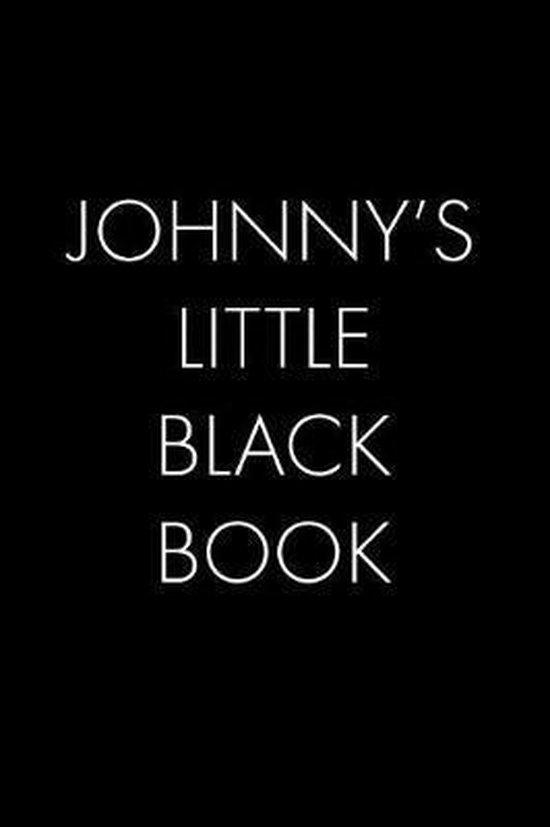 Johnny's Little Black Book