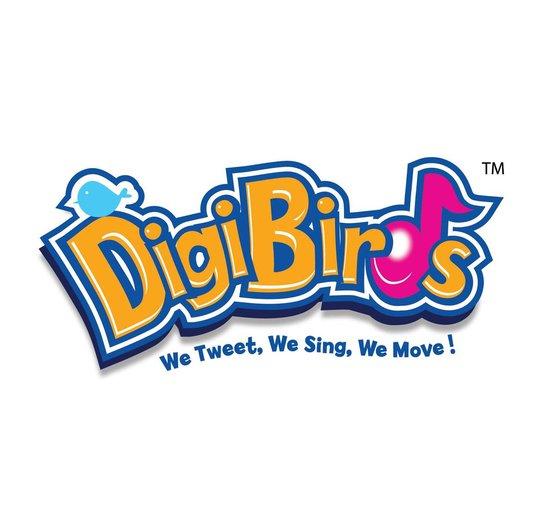 DigiFriends DigiBirds - 2-in-1 Speelboom