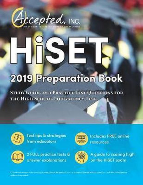 HISET 2019 Preparation Book