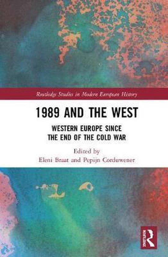 Boek cover 1989 and the West van  (Hardcover)