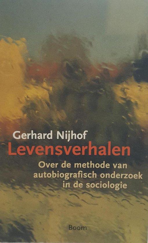 Levensverhalen - Gerhard Nijhof  