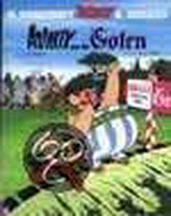 Asterix deel 3 uit de hardcover serie Asterix en de Goten - Uderzo Albert | Readingchampions.org.uk