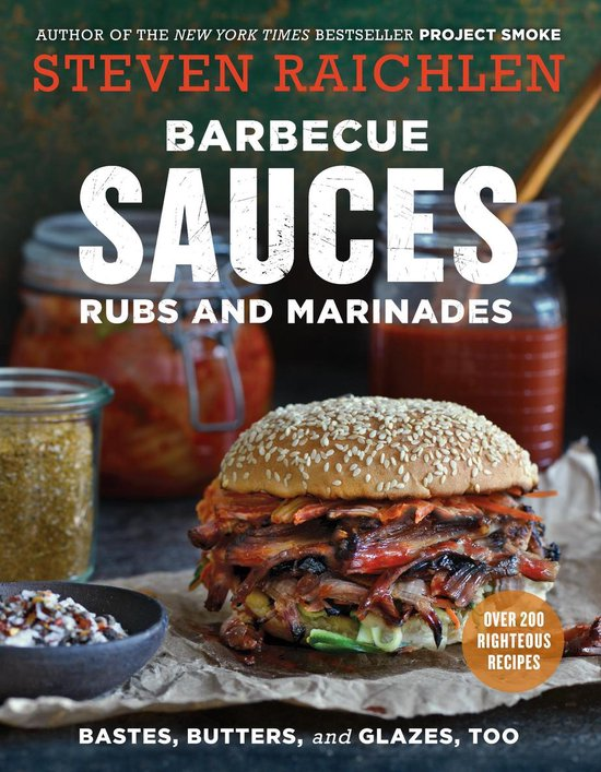 Afbeelding van Barbecue Sauces, Rubs, and Marinades--Bastes, Butters & Glazes, Too