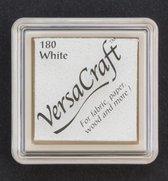Tsukineko Inkpad - VersaCraft - small - White