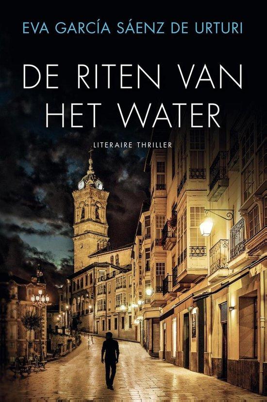 Boekomslag voor De riten van het water