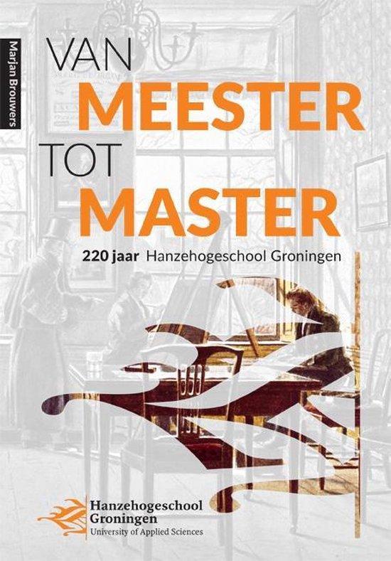 Van meester tot master - Marjan Brouwers  