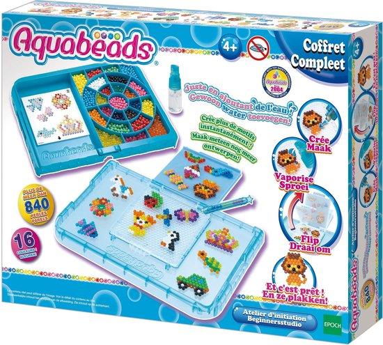Aquabeads Beginnersstudio - 31386 - Hobbypakket