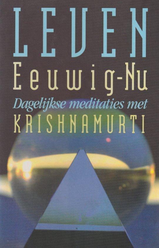 Leven - J. Krishnamurti  