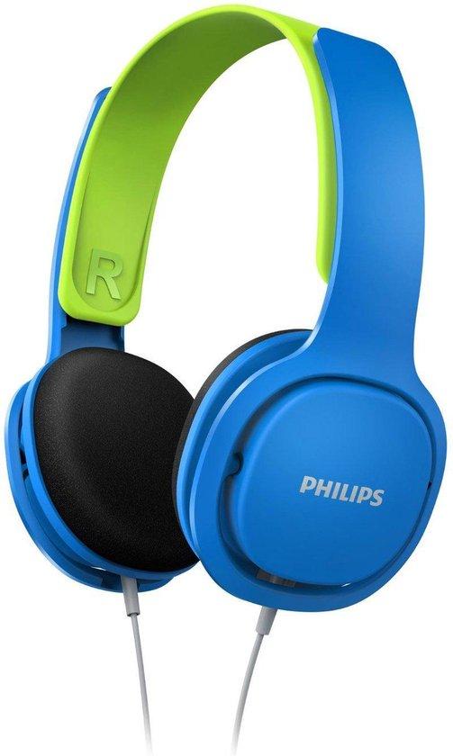 Afbeelding van Philips SHK2000 - Kids koptelefoon - Blauw