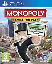 Monopoly:  Fun Pack - PS4