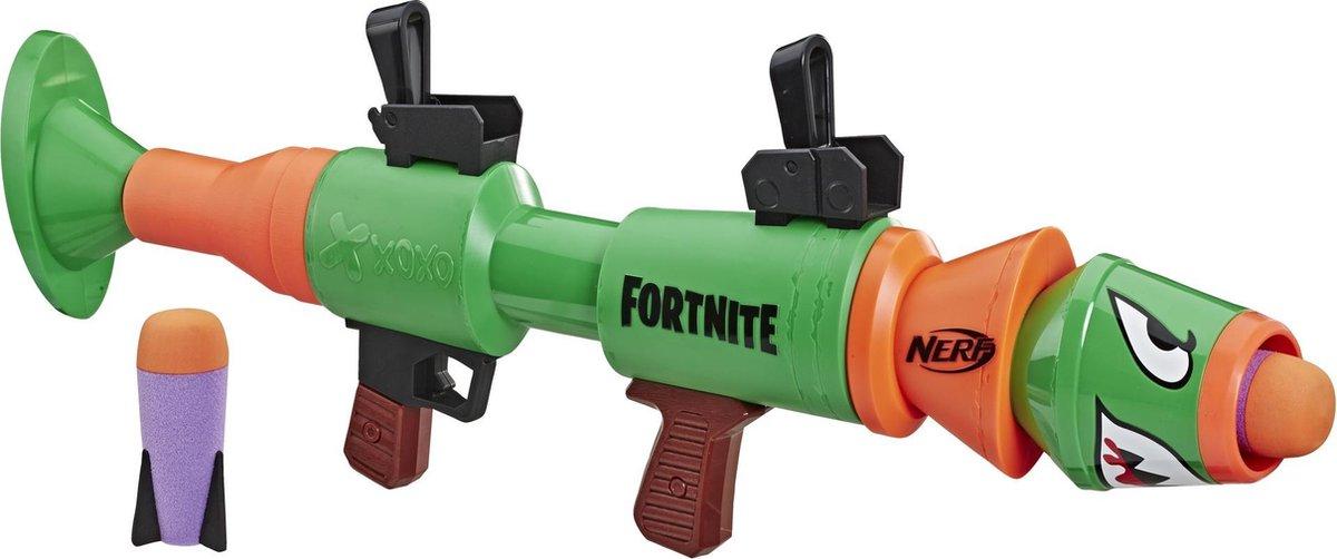 NERF blaster Fortnite RL jongens 56 cm groen/oranje 3 delig