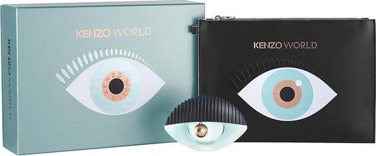 Kenzo World Eau De Parfum 50ml + Tasche - Kenzo
