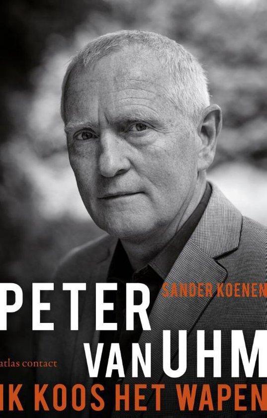 Boek cover Ik koos het wapen van Sander Koenen (Paperback)