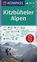 Kitzbüheler Alpen 1:50 000