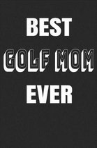 Best Golf Mom