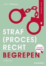 Recht begrepen  -   Straf(proces)recht begrepen