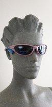 Sportbril / Zonnebril TIFOSI Quam 1.5 Pink, T-I175, Verwisselbare lenzen, Verpakking (doosje) kan verkleurd zijn