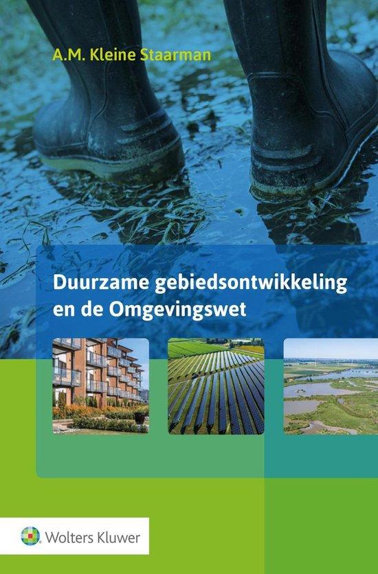 Duurzame gebiedsontwikkeling en de Omgevingswet - Wolters Kluwer Nederland B.V.  