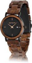HOT&TOT | Houten horloge dames | NYX