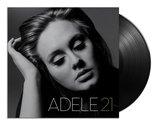 CD cover van 21 (LP) van Adele