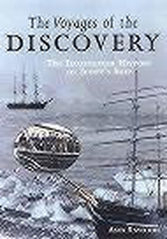 Boek cover Voyages of the Discovery van Ann Savours (Hardcover)
