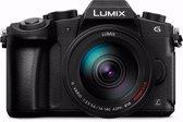 Panasonic Lumix DMC-G80 + 14-140mm f/3.5-5.6 - Zwart