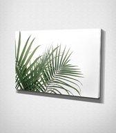 Tropical Plant Canvas | 30x40 cm