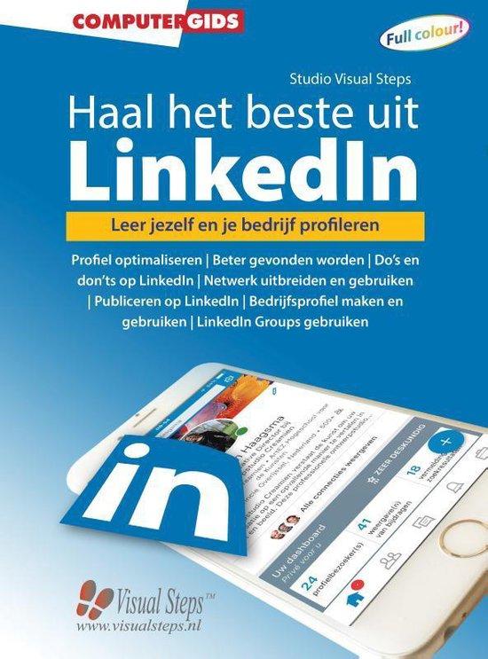 Computergids Haal het beste uit LinkedIn