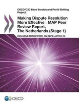 Making dispute resolution more effective - MAP peer review report, The Netherlands (stage 1)