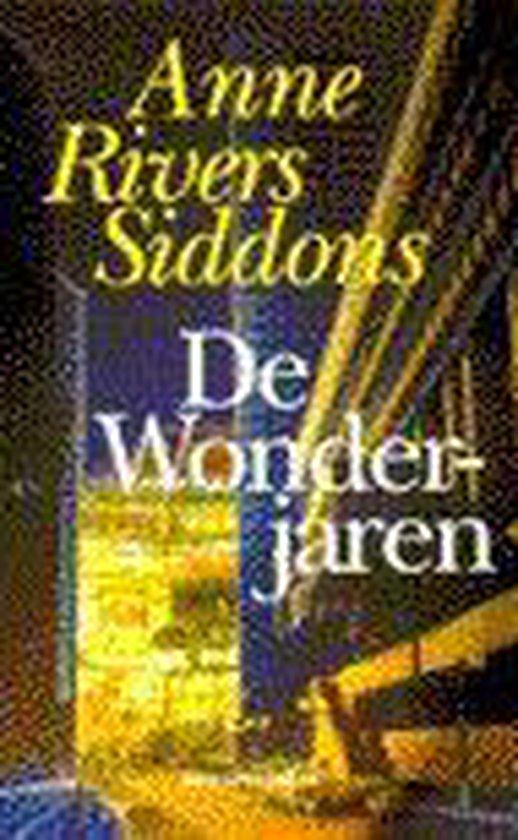 Wonderjaren - Siddons |
