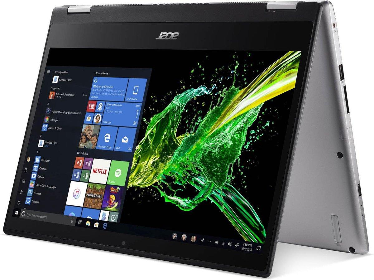 Acer SPIN 3 SP314-53N-553L - Laptop - 14 Inch