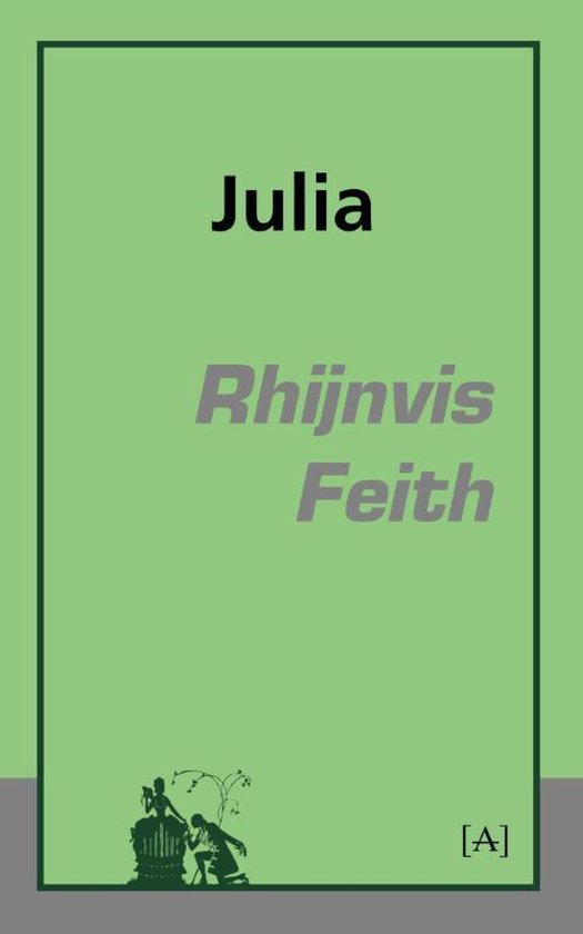 Julia - Rhijnvis Feith | Readingchampions.org.uk