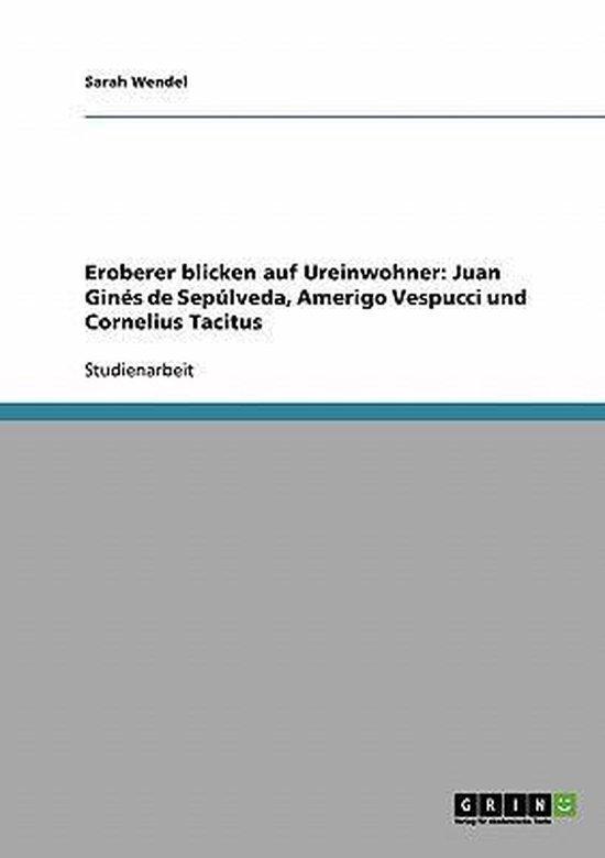 Boek cover Eroberer blicken auf Ureinwohner van Sarah Wendel (Paperback)