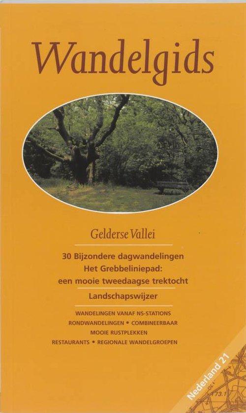 Wandelgids Voor De Gelderse Vallei - M. Pelgrim |